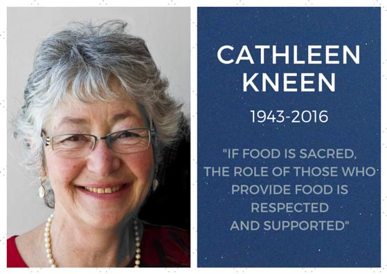 Cathleen Kneen
