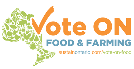 Vote ON Food & Farming 2018